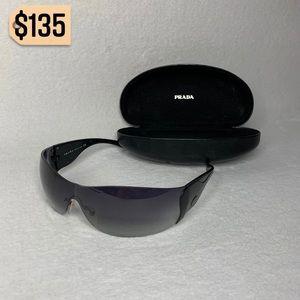 ✨✨✨✨SOLD✨✨✨✨Prada Rimless Gradient Sunglasses GUC